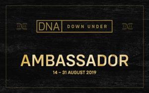 I'm a DNA Ambassador!